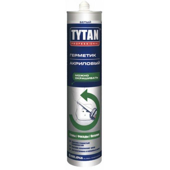 Tytan Акриловий герметик 310 мл білий