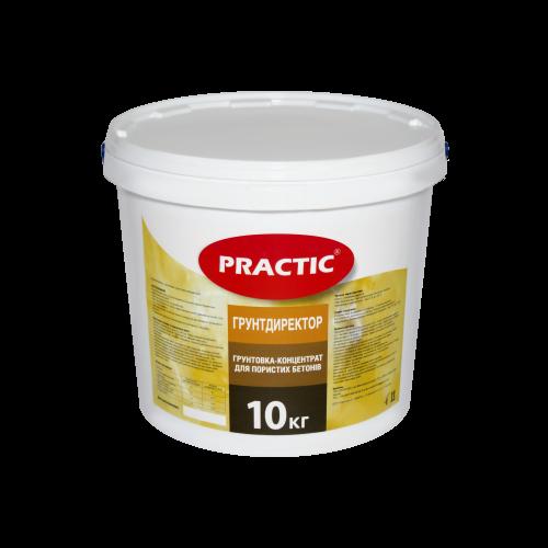 Грунтівка-концентрат PRACTIC ГРУНТДИРЕКТОР 10 кг