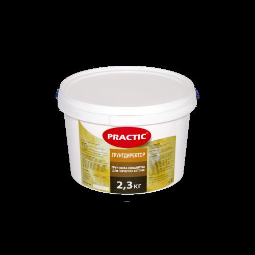 Грунтівка-концентрат PRACTIC ГРУНТДИРЕКТОР 2.3 кг