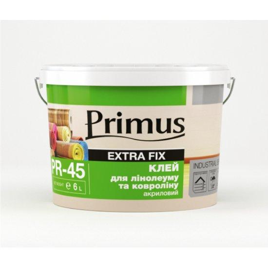 """Клей для лінолеуму та ковроліну акрилово-дисперсійний """"PRIMUS"""" 1,2 кг"""