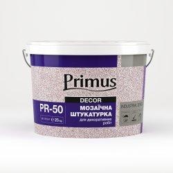 """Мозаїчна штукатурка PR-50 """"PRIMUS"""" (для декоративних робіт) 5 кг"""