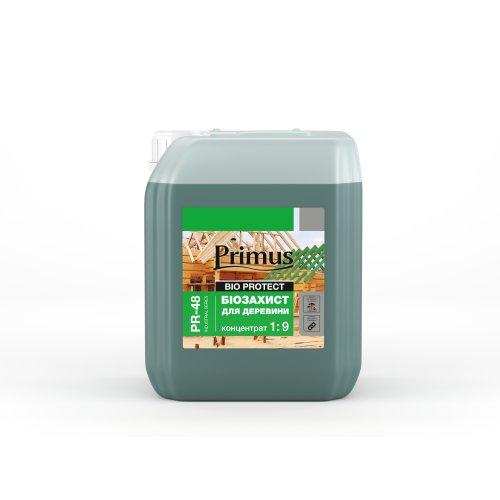 PRIMUS Біозахист для деревини (концентрат 1:9) 10 л