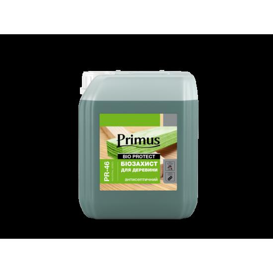 Біозахист для деревини PRIMUS, 10Л