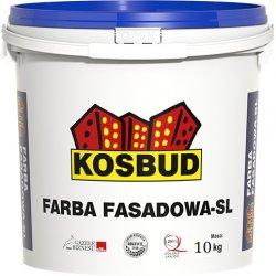 Фасадна фарба силіконова Kosbud SL, 10 кг