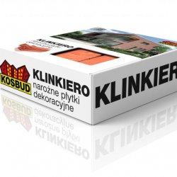 Еластична плитка, KOSBUD KLINKIERO ROMA, (гладка, 240*67 мм), 52 шт