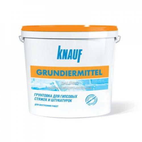 Knauf Грунтівка Грундірміттель KNAUF Grundirmittel, Укр. 10кг