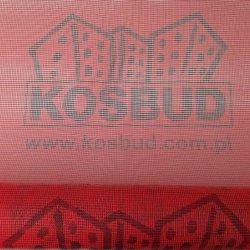 Склосітка KOSBUD армована щелочестійка (щільність 165 г/м²), рулон 55 м²