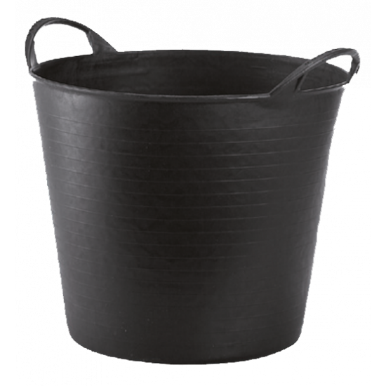 Корзина еластична чорна 26 л