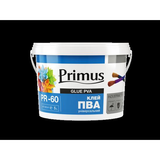 """Клей ПВА """"PRIMUS"""" (дисперсія) 0,5 кг"""