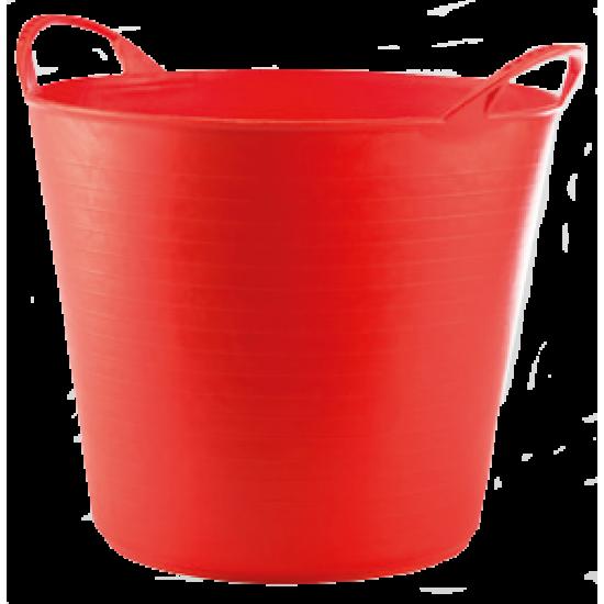 Корзина еластична REDHOG червона 26 л