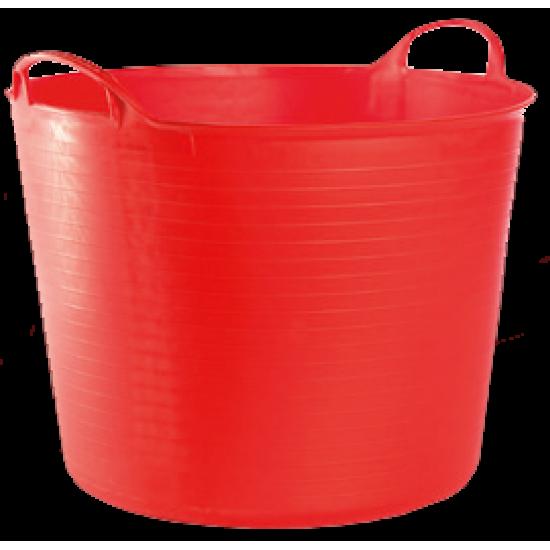 Корзина еластична REDHOG червона 42 л