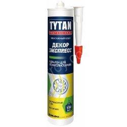 Tytan Декор Експрес-Монтажний клей 310мл. білий
