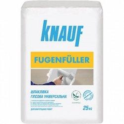 Knauf Fugenfuller шпаклівка,  25 кг