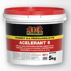 Препарат прискорюючий висихання клейових розчинів KOSBUD ACELERANT S, 5 кг