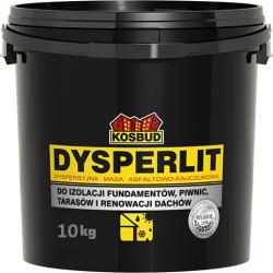 Дисперсійна асфальтно-каучукова маса KOSBUD DYSPERLIT, 10 кг