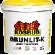 Грунт акриловий кварцевий, KOSBUD GRUNLIT-К, 20 кг