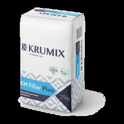 KM Filler Plus KRUMIX Шпаклівка для швів спеціальна,  25 кг