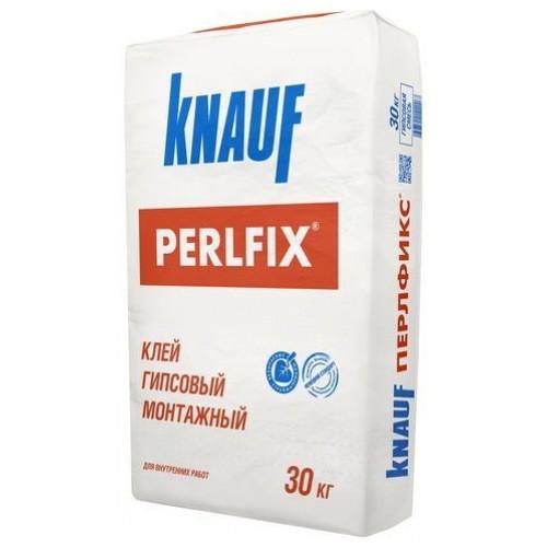 Knauf Perlfix для приклеювання гіпсокартону, 30 кг
