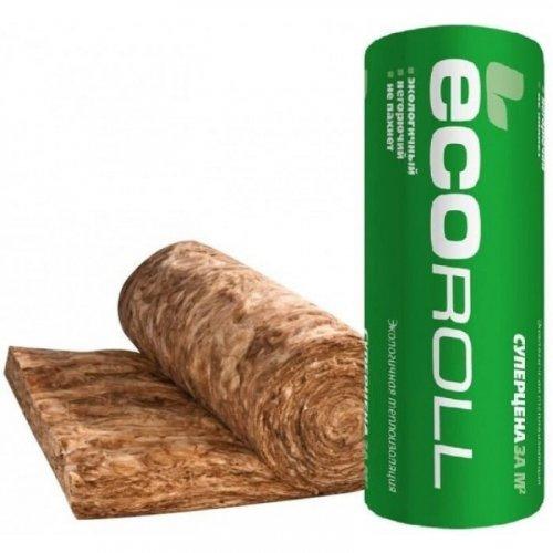 Скловата Knauf Ecoroll ( TR044)  (2*50)*1200*8200 мм