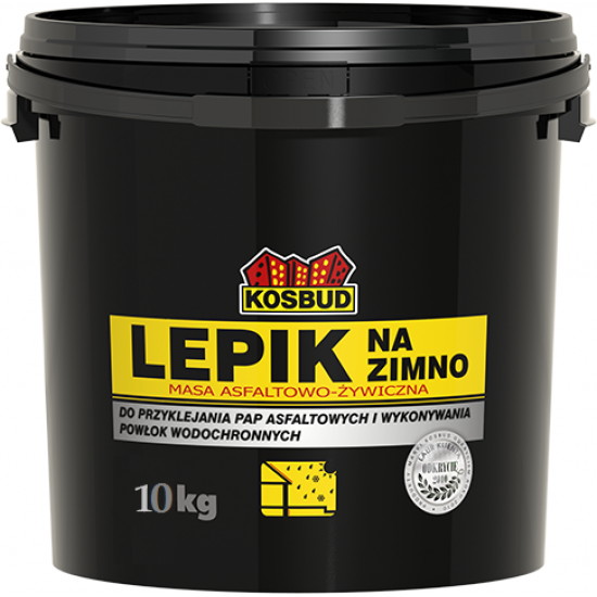 Холодний клей, KOSBUD LEPIK, 10 кг