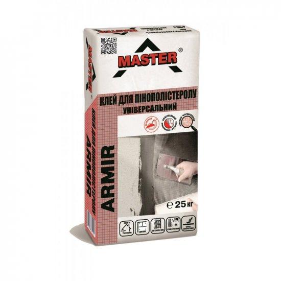 MASTER ARMIR Суміш армуюча для систем теплоізоляції, 25 кг