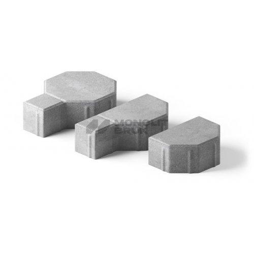 Monolit Bruk Тротуарна плитка «Молоток» (фаска)