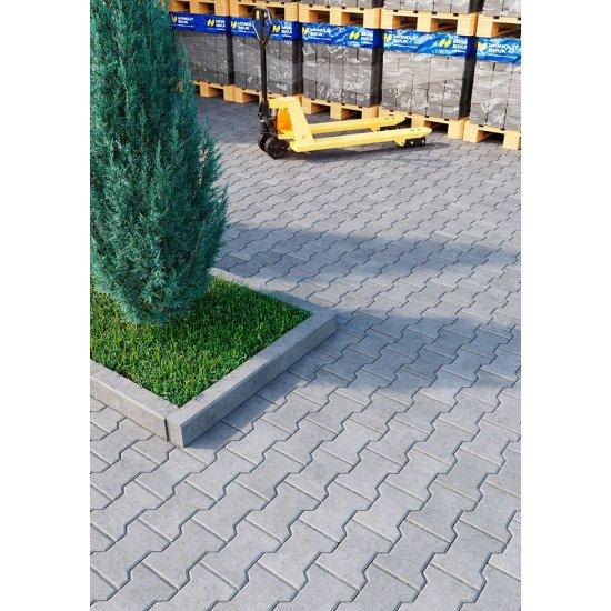Monolit Bruk Тротуарна плитка «Гантель» (фаска)