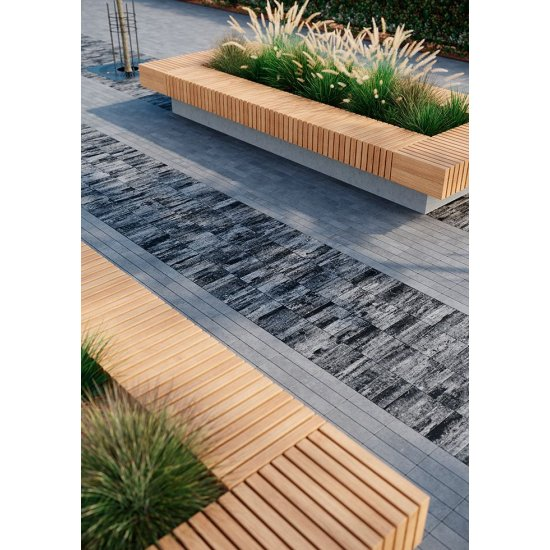 Monolit Bruk Тротуарна плитка «Паркет» (без фаски)
