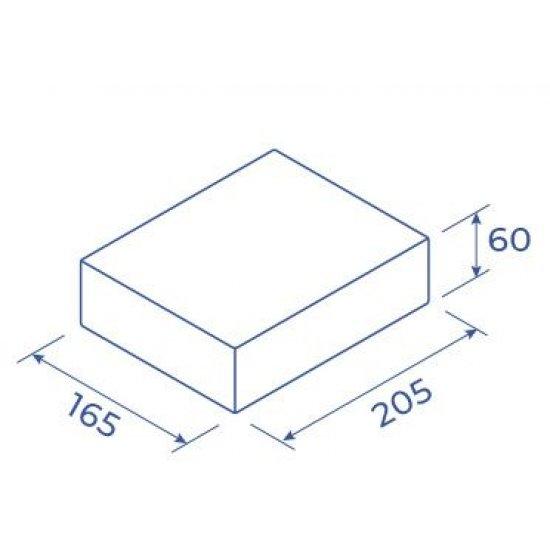 Monolit Bruk Тротуарна плитка «Сіті Мікс» (мікро-фаска)