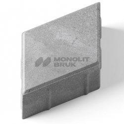 Monolit Bruk Тротуарна плитка «Ромб» (фаска)
