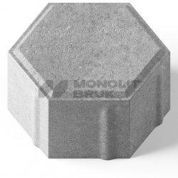 Monolit Bruk Тротуарна плитка «Сота» (фаска)