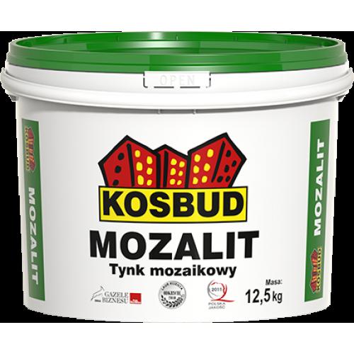 Штукатурка мозаїчна акрилова, KOSBUD MOZALIT, серія NTM, 12,5 кг