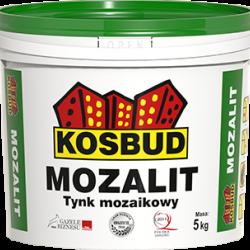 Штукатурка мозаїчна акрилова, KOSBUD MOZALIT, серія ЕХ, 5 кг