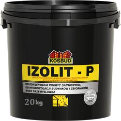 Асфальто-каучукова маса модифікована смолою, KOSBUD IZOLIT-Р, 20 кг