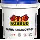 Фасадна фарба силіконова Kosbud SL, 20 кг