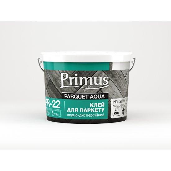 """Клей для паркету дисперсійний (водний) """"Primus"""", 4 кг"""