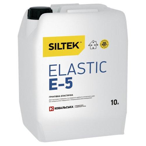 Siltek Elastic E-5 Ґрунтівка еластична, 10л