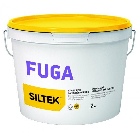 Siltek Fuga Суміш для заповнення швів, колір бетон (2 кг)