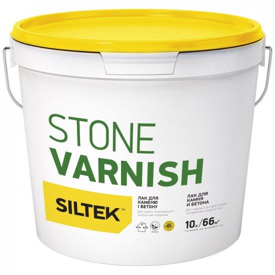 Siltek Stone Varnish Лак для каменю і бетону, 2.5 л