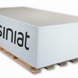 Siniat PLATO FORMAT гіпсокартон для стін та стель, 12.5*1200*2000