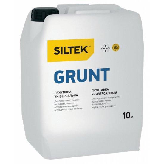 SILTEK GRUNT Грунтівка універсальна. 10л
