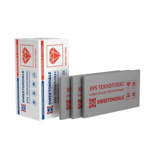 Екструдований пінополістирол Техноніколь  XPS Техноплекс 20*600*1200