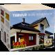 Декоративна дошка, KOSBUD TABULO, упаковка 2 стрічки, (0,83 м2)