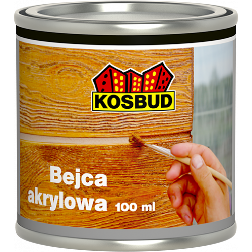 Акрилова морилка, KOSBUD TABULO  0,1 л