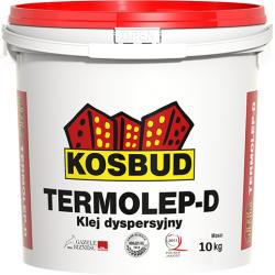 Дисперсійний клей, KOSBUD TERMOLEP-D (TABULO, STONO), 10 кг