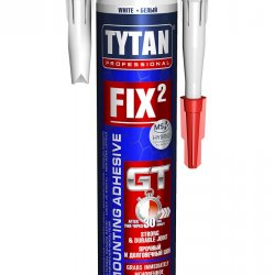 Tytan Professional FIX 2 GT клей Монтажний,білий,290 мл