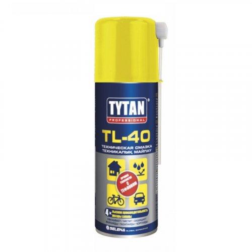 TYTAN Технічне мастило-аерозоль TL-40 150мл
