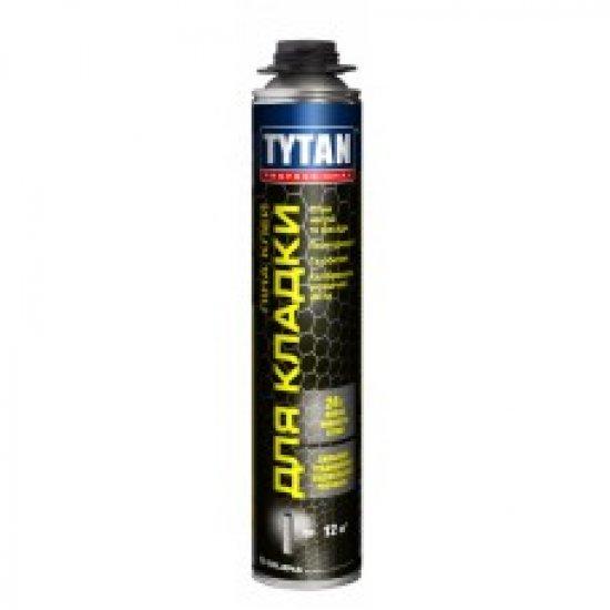 Tytan Professional піно-клей для кладки