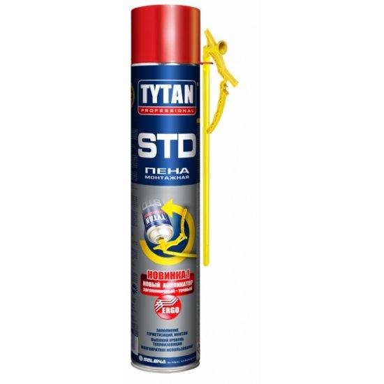 Tytan STD ERGO піна монтажна, 750 мл