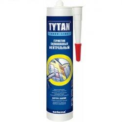 Tytan EURO-LINE Нейтральний Силікон 290 мл